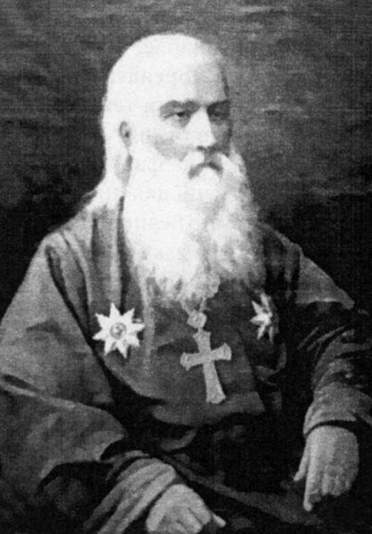 Дослідники пам'яток Національного заповідника «Софія Київська». Лебединцев Петро Гаврилович