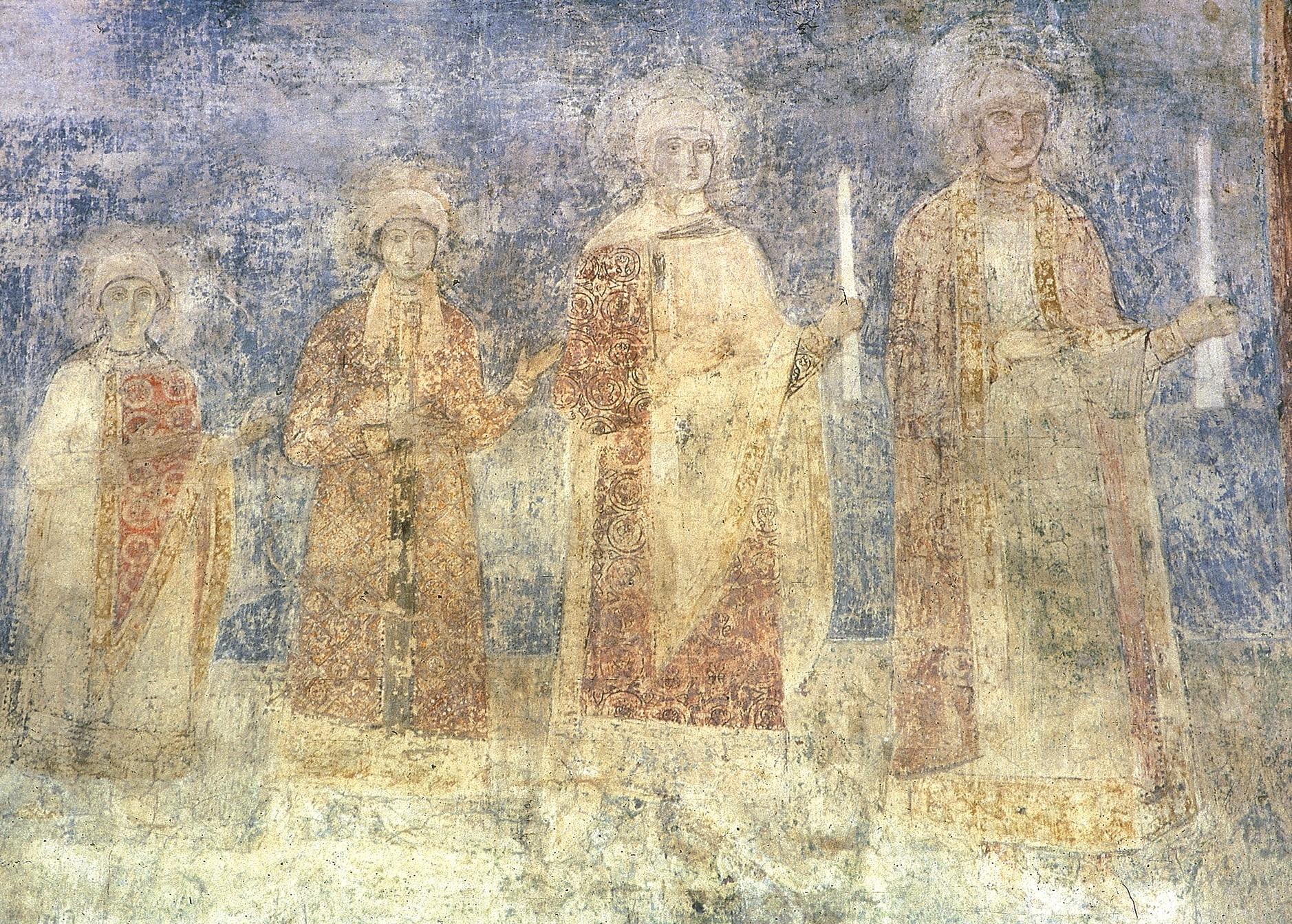 Мозаїки головного вівтаря. ХІ ст.