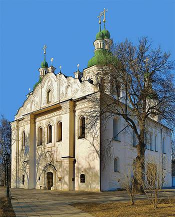 Кирилівська церква