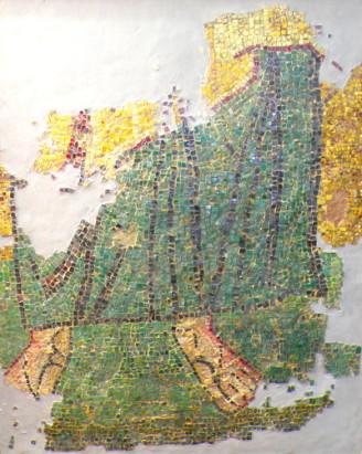 Мозаїки та фрески Михайлівського Золотоверхого собору ХІІ ст.