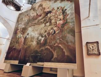 Виставка «Мистецтво іконопису − духовна спадщина народу»