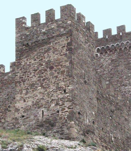 Мала башта Консульского замку