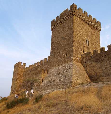 Донжон Консульского замку