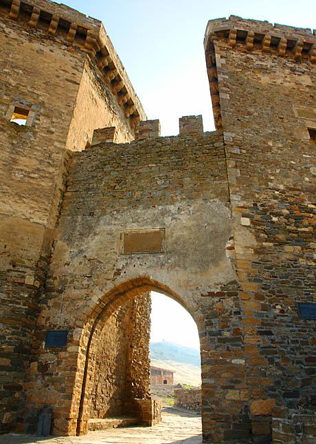 Ворота Батісто ді Дзоальйо ді Андало