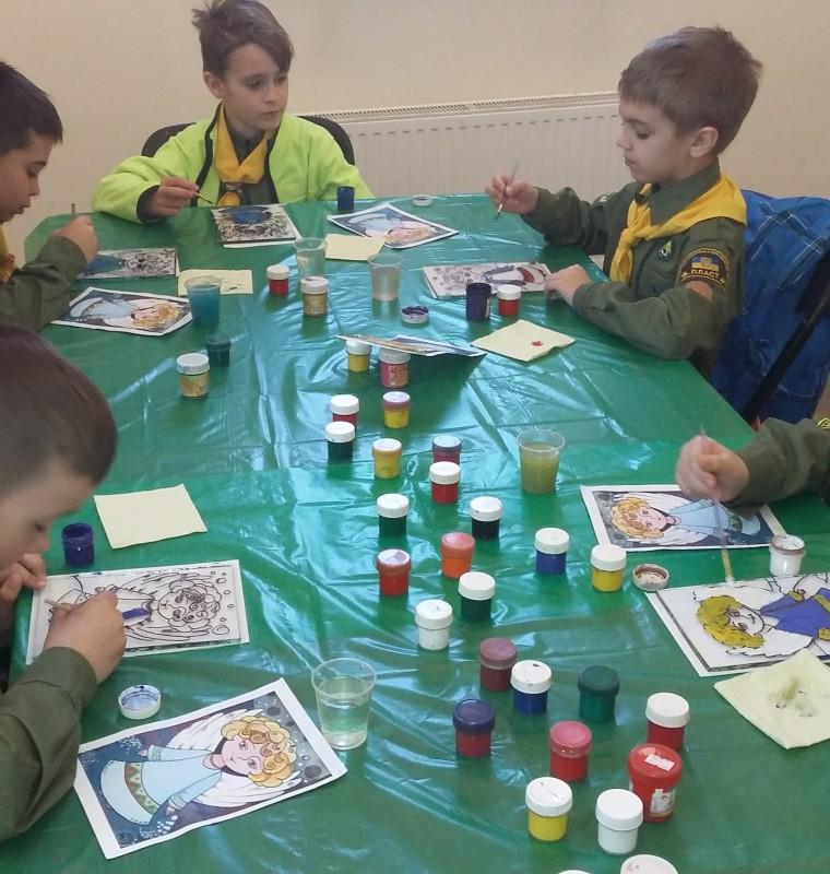 Майстер-клас для дітей