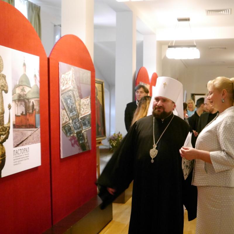 Виставка «Скарби княжої церкви св. Миколая»