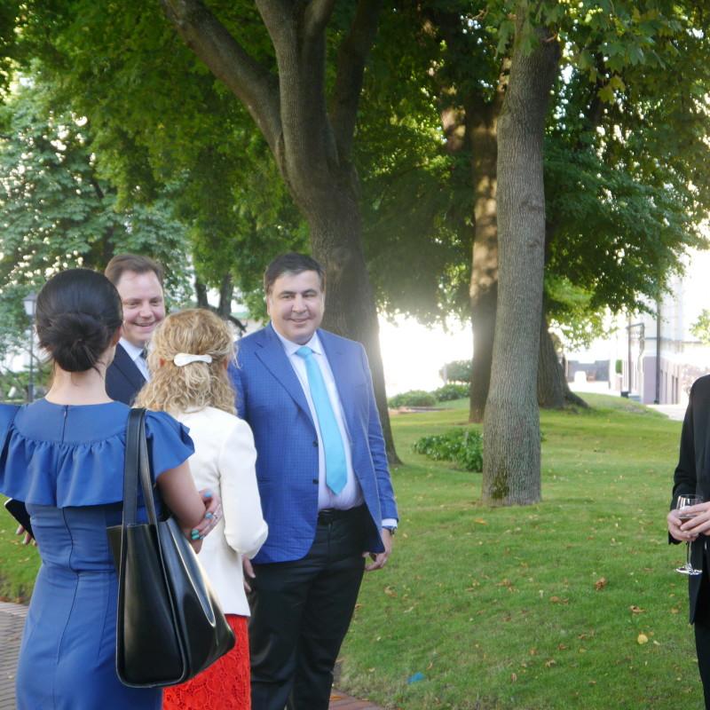Зустріч Прем'єр-міністрів України та Канади