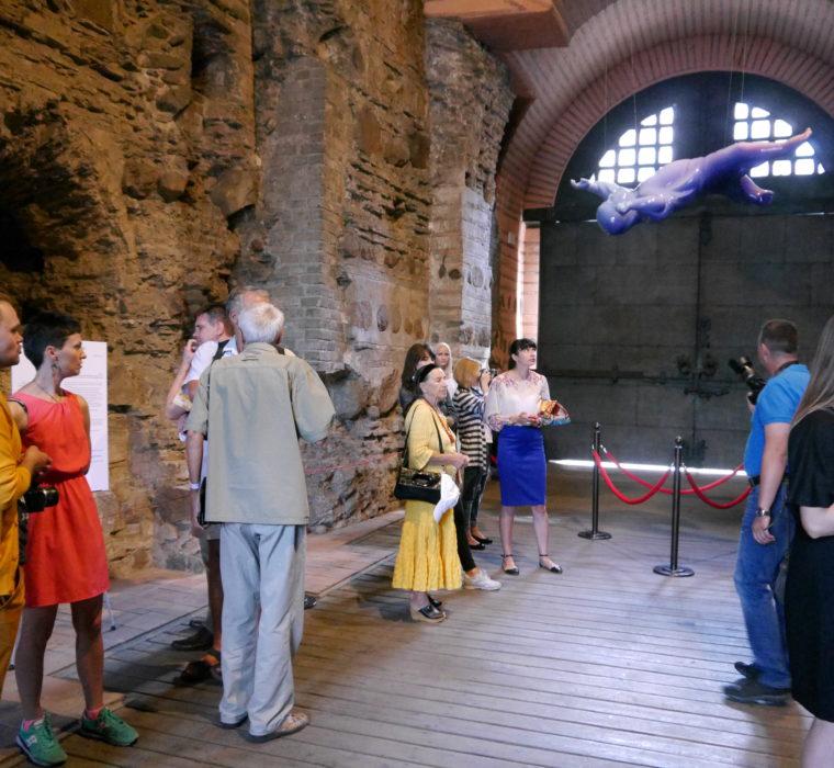 Виставка у музеї «Золоті Ворота»