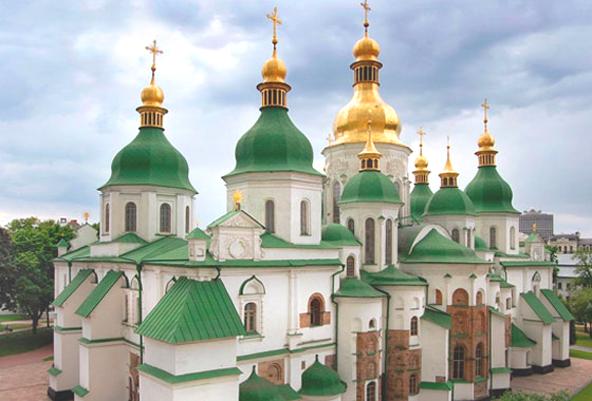 Собор святої Софії — Премудрості Божої, Софія Київська або Софійський собор