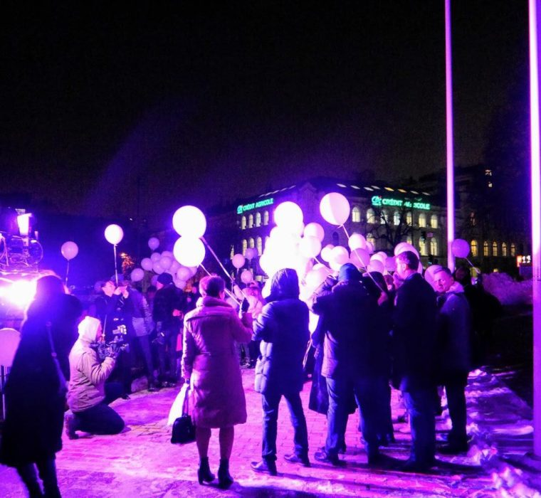 День передчасно народжених дітей у Києві