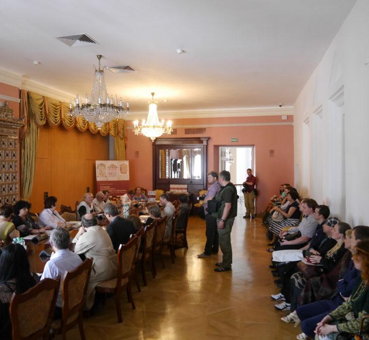Презентація Митрополита Володимира