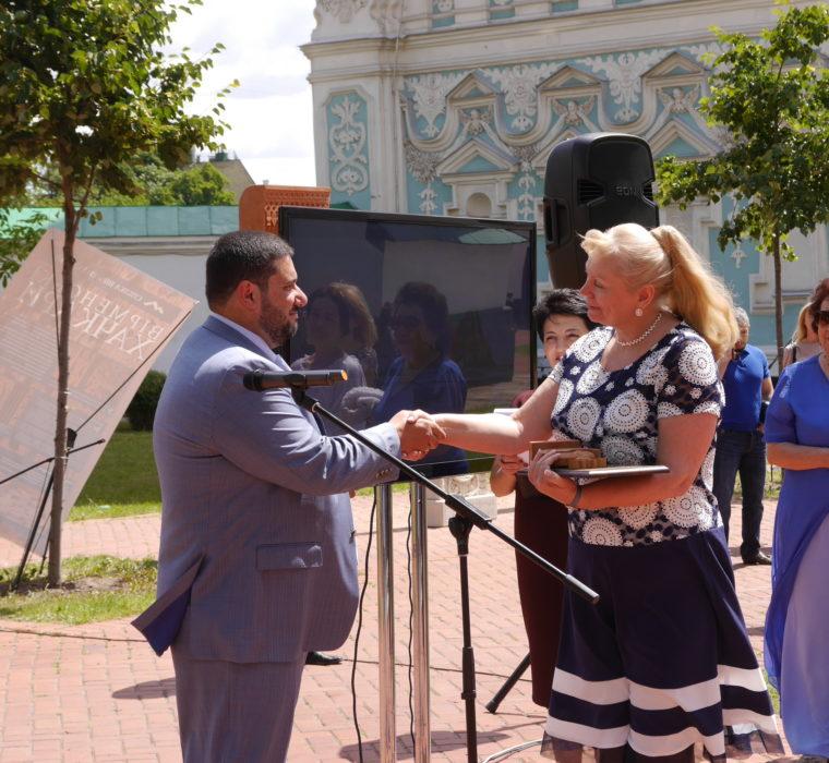 """Відкриття виставки """"Вірменські хачкари"""""""