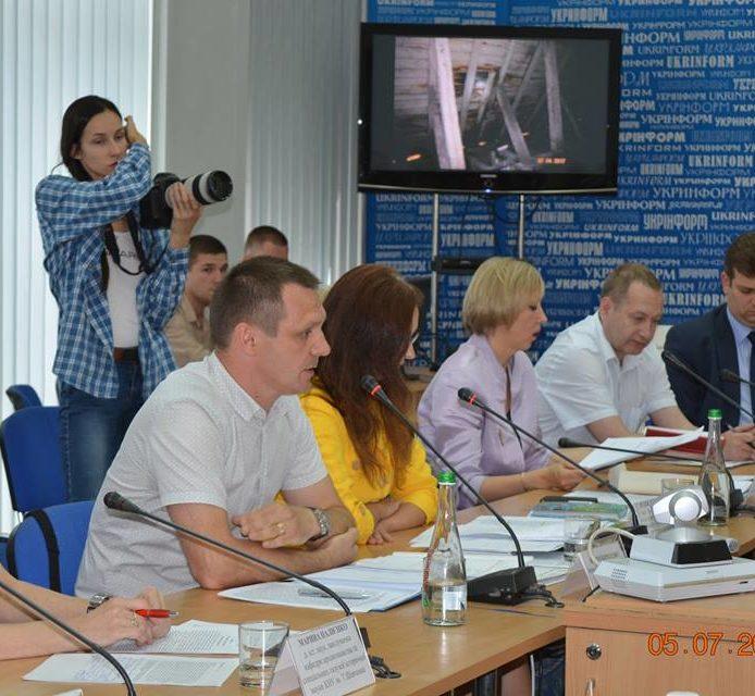 Обговорення питання реставрації Софійської Бурси