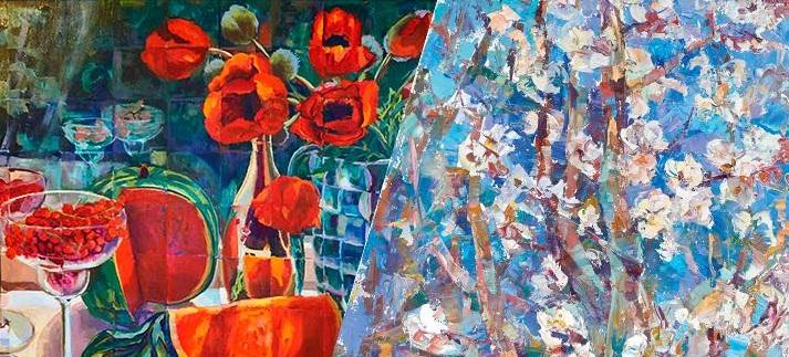 Виставка живопису «Пробудження»