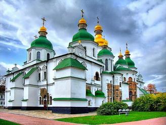 Некрополь Софії Київської