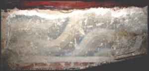 Невідома раніше фреска ХІ століття, знайдена у Софійському соборі під час археологічних досліджень 2018-2019 років
