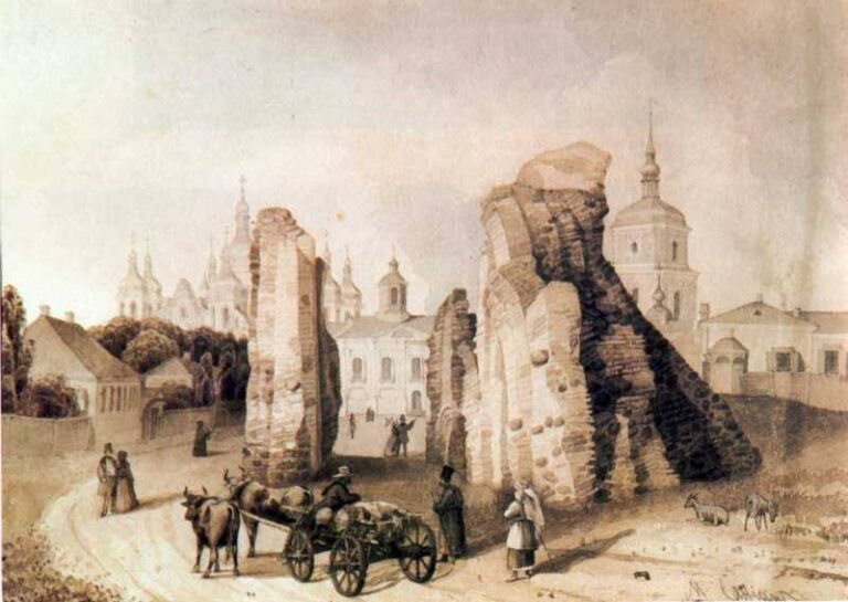 Шевченко і Золоті ворота
